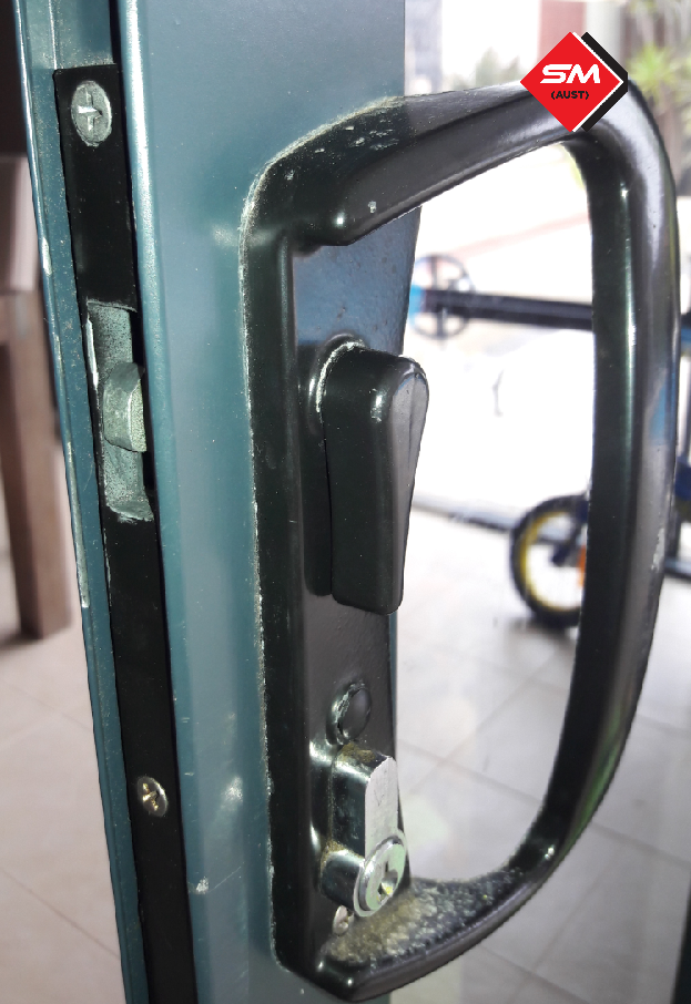 Sliding door handle (2)