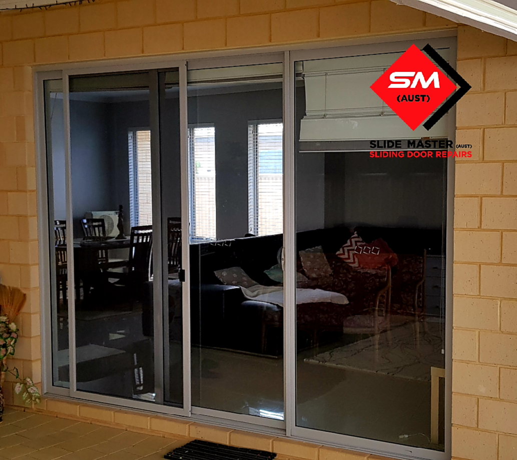 Sliding door instalation