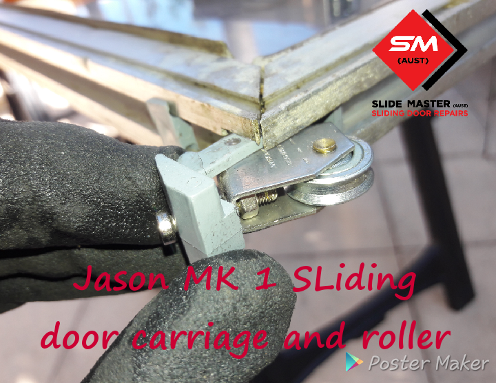 Jason Sliding Door Repairs Track And Rollers Sliding